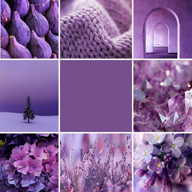 Картинки в одном цвете и стиле